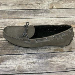 COLE HAAN Grand OS Leather Driving Loafers